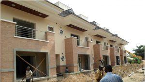 Building Construction at Lekki Lagos by OMG Core Ltd