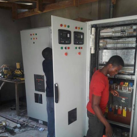 Electrical Installations by OMG Core Ltd1