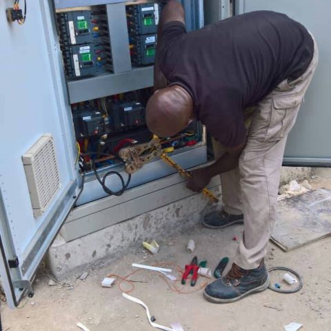 Electrical Installations by OMG Core Ltd5