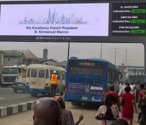 Fadeyi Led Electrical Billboard